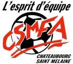 Logo Châteaubourg Saint-Melaine Football Association / CSMFA